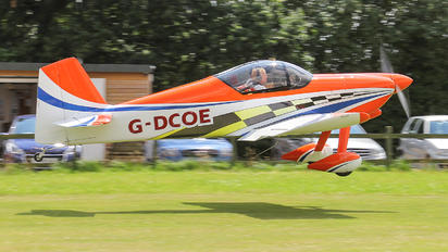 G-DCOE - Private Vans RV-6