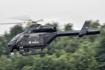 G-16 - Belgium - Police MD Helicopters MD-902 Explorer