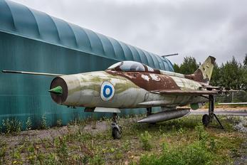 MG-77 - Finland - Air Force Mikoyan-Gurevich MiG-21F-13