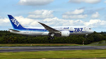 JA815A - ANA - All Nippon Airways Boeing 787-8 Dreamliner aircraft