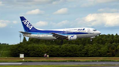 JA8504 - ANA/ANK - Air Nippon Boeing 737-500