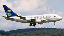 HZ-HM1B - Saudi Arabia - Royal Flight Boeing 747SP aircraft