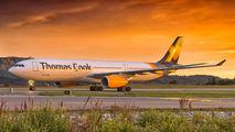 OY-VKH - Thomas Cook Scandinavia Airbus A330-300 aircraft