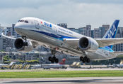 JA829A - ANA - All Nippon Airways Boeing 787-8 Dreamliner aircraft