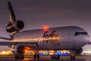 N615FE - FedEx Federal Express McDonnell Douglas MD-11F aircraft