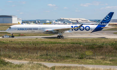 F-WMIL - Airbus Industrie Airbus A350-1000