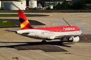 PR-ONJ - Avianca Brasil Airbus A319 aircraft