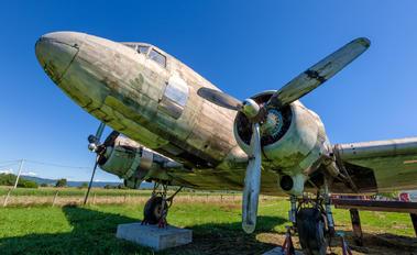 71255 - Yugoslavia - Air Force Douglas DC-3