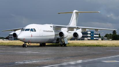 G-RAJJ - Cello Aviation British Aerospace BAe 146-200/Avro RJ85