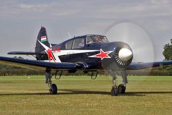 HA-YAC - Private Yakovlev Yak-18T