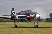 HA-YAC - Private Yakovlev Yak-18T aircraft