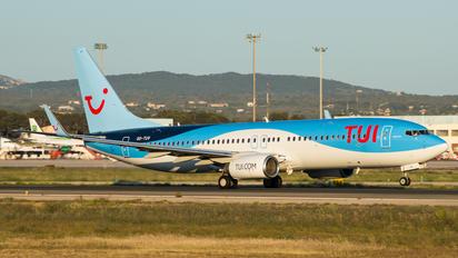OO-TUV - TUI Airlines Belgium Boeing 737-800