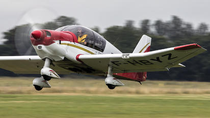 F-HBYZ - Private Robin DR 400-140
