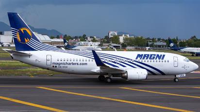 XA-UQX - Magnicharters Boeing 737-300