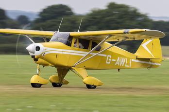 G-AWLI - Private Piper PA-22 Tri-Pacer