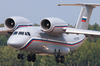 RF-72930 - Russia - Air Force Antonov An-72
