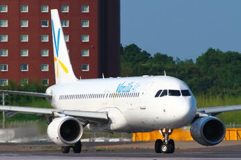 JA03VA - Vanilla Air Airbus A320