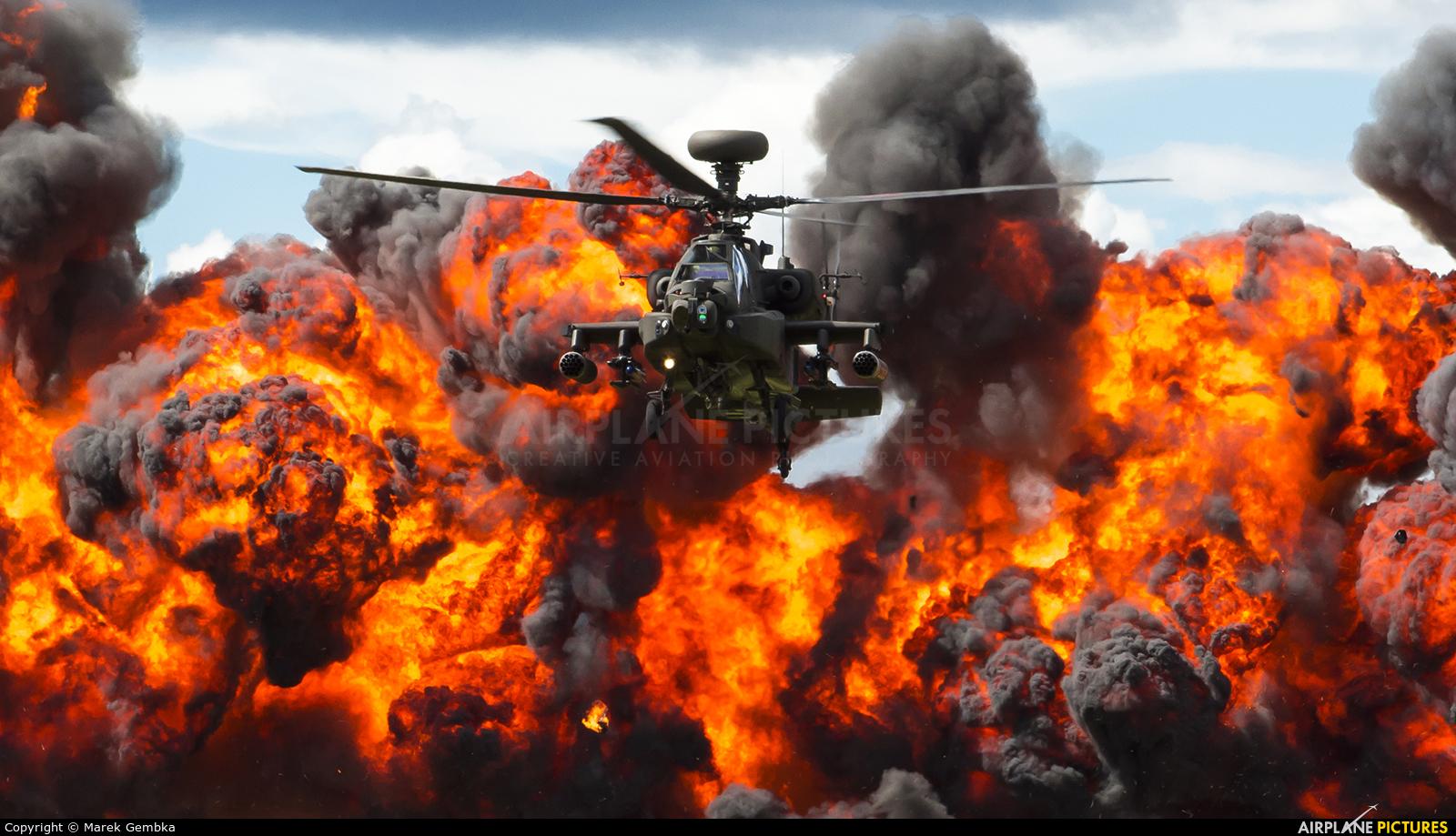 British Army - aircraft at Farnborough