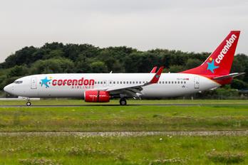 TC-TJU - Corendon Airlines Boeing 737-800