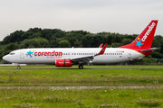 TC-TJU - Corendon Airlines Boeing 737-800 aircraft