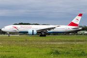 OE-LPC - Austrian Airlines/Arrows/Tyrolean Boeing 777-200ER aircraft