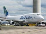 TF-AMV - Med-View Airline Boeing 747-400 aircraft