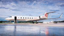 N342GA - Private Gulfstream Aerospace G-V, G-V-SP, G500, G550 aircraft