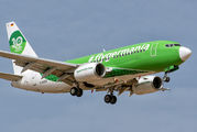D-AGER - Germania Boeing 737-700 aircraft