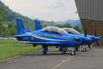 908 - Saudi Arabia - Air Force Pilatus PC-21