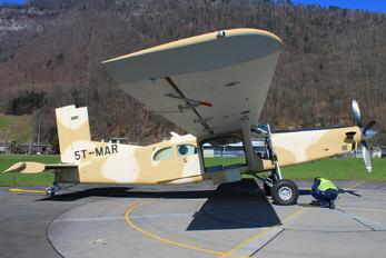 5T-MAR - Mauritania - Air Force Pilatus PC-6 Porter (all models)