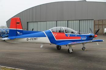 D-FFMT - EIS Aircraft Pilatus PC-9B