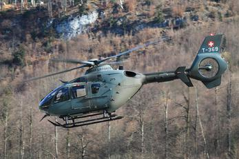 T-369 - Switzerland - Air Force Eurocopter EC635