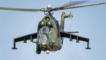 741 - Poland - Army Mil Mi-24V aircraft