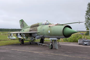 MG-127 - Finland - Air Force Mikoyan-Gurevich MiG-21bis