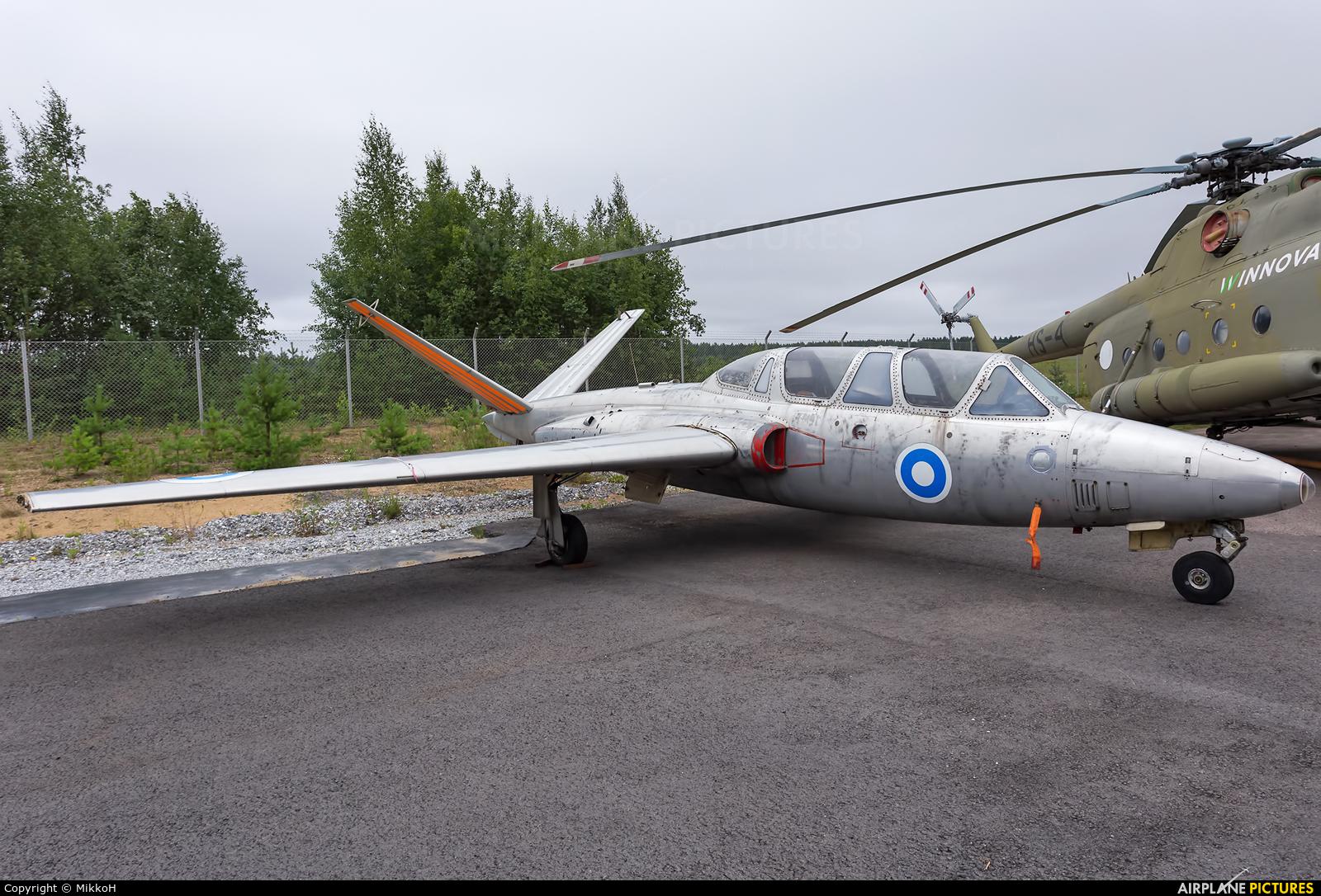 Finland - Air Force FM-50 aircraft at Lappeenranta