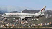 CN-ROT - Royal Air Maroc Boeing 737-800 aircraft