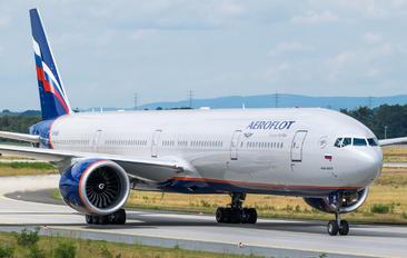 VQ-BUB - Aeroflot Boeing 777-300ER
