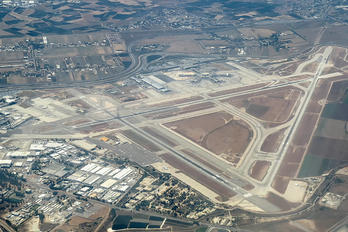 LLBG - - Airport Overview - Airport Overview - Overall View