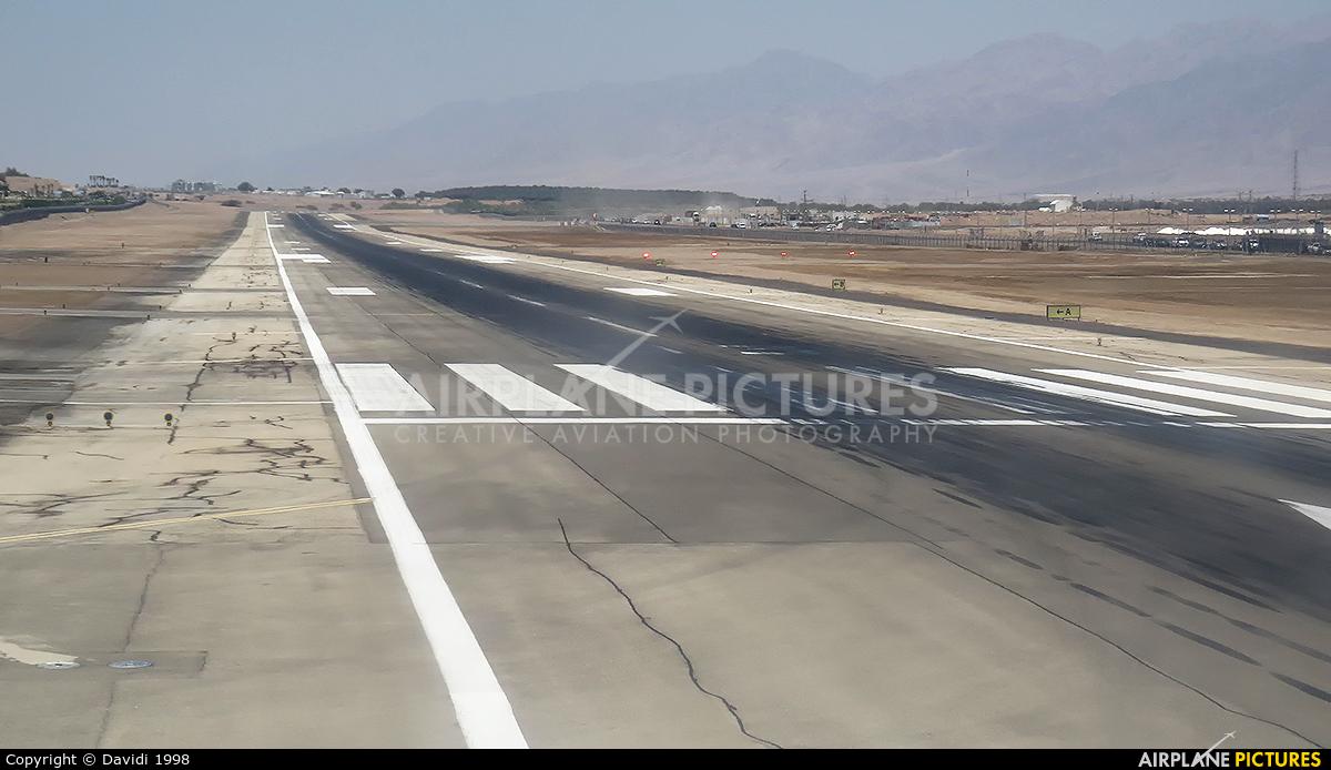 - Airport Overview LLET aircraft at Eilat - J. Hozman