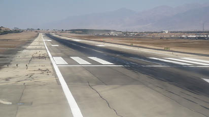 LLET - - Airport Overview - Airport Overview - Runway, Taxiway