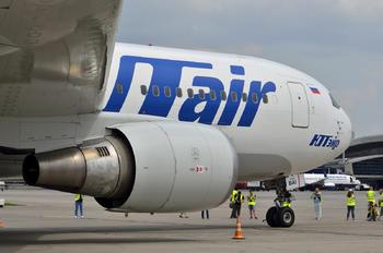 VP-BAI - UTair Boeing 767-200ER