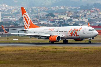PR-GXV - GOL Transportes Aéreos  Boeing 737-800