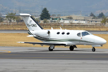 XA-UMS - Private Cessna 510 Citation Mustang