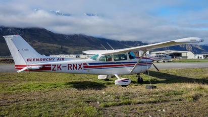 ZK-RNX - Glenorchy Air Cessna 172 Skyhawk (all models except RG)