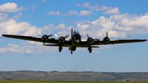 N5017N - Experimental Aircraft Association Boeing B-17G Flying Fortress aircraft