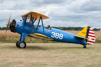 N60HW - Private Boeing Stearman, Kaydet (all models)