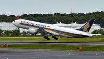 9V-SRM - Singapore Airlines Boeing 777-200ER aircraft