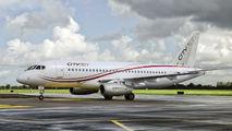 EI-FWB - CityJet Sukhoi Superjet 100 aircraft