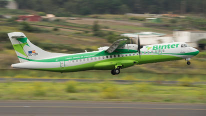 EC-IZO - Binter Canarias ATR 72 (all models)