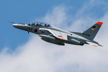 86-5765 - Japan - Air Self Defence Force Kawasaki T-4